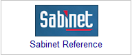 Sabinet Reference