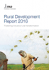 Rural development report 2016 cover