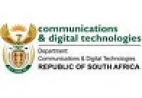 Department of Communications and Digital Technologies logo