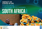 Impact of COVID-19 on Micro and Informal Businesses: South Africa, 2021 cover