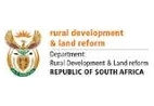 Department of Rural Development and Land Reform logo