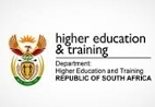 Department of Higher Education and Training logo